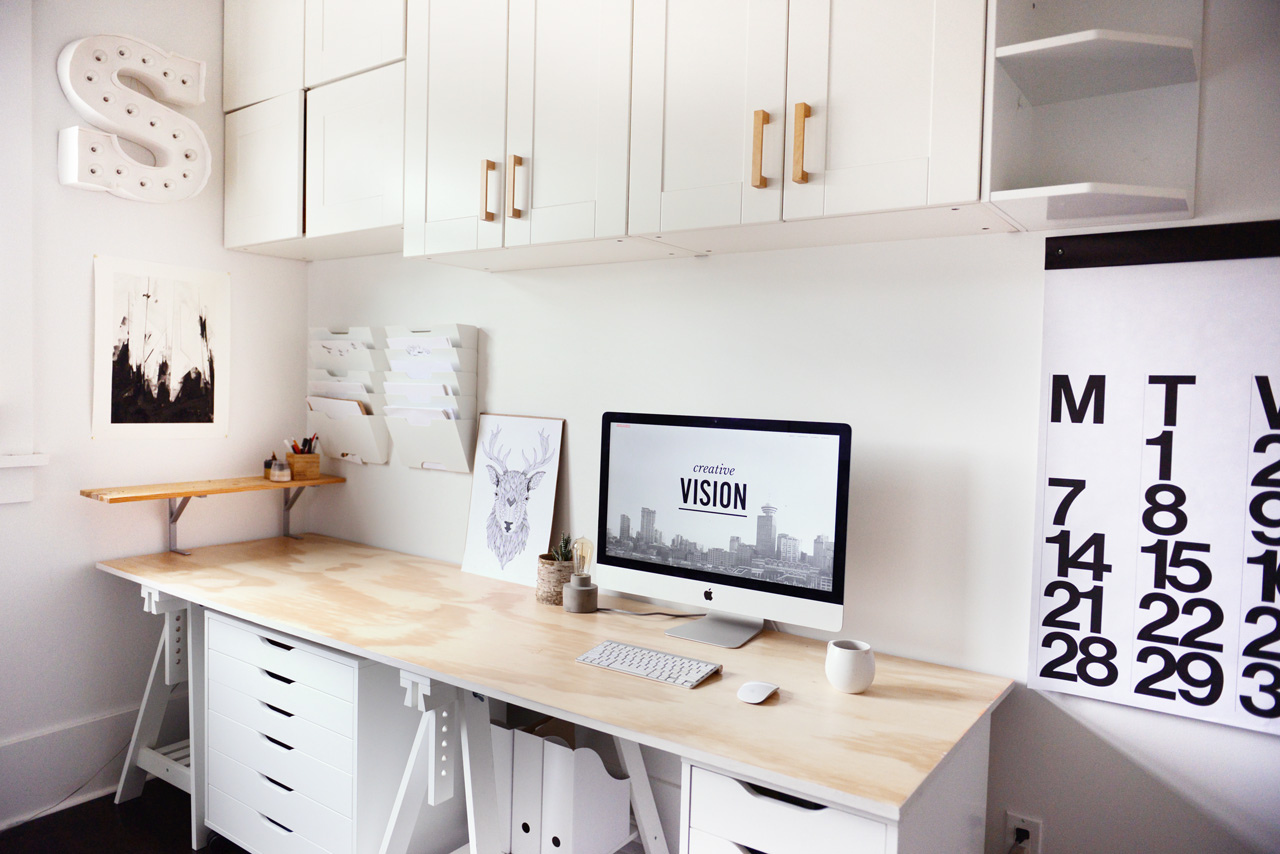 Desk Hunt Inspirational Workspaces